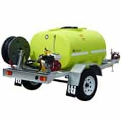 Fire Fighting & Water Trailers