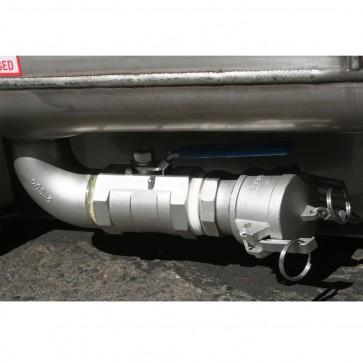"2"" Stainless Steel OffSet Camlock Adaptor Kit"