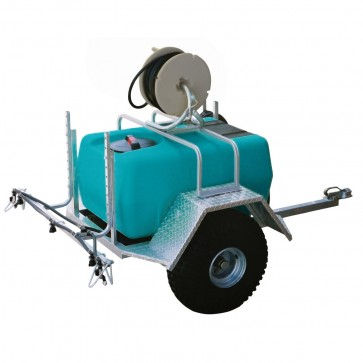 200L Maryama Pump FarmMax ATV Trailer and Hose Reel