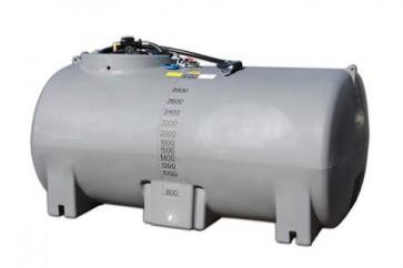 3000L Active Diesel Free Standing Tank, 45lpm Pump
