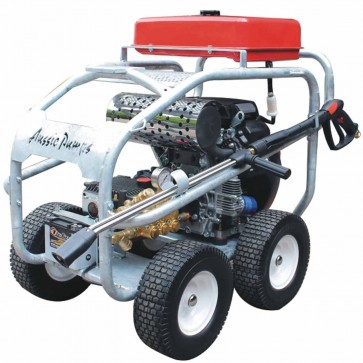 5000psi, 16lpm Bertolini Pump, Aussie Predator A Honda Blaster