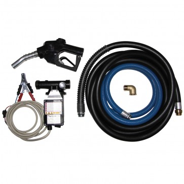 60lpm 24V FLUID Diesel Transfer Pump Kit