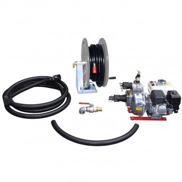 Yanmar L48 Recoil Fire Fighting Kit for Trailers