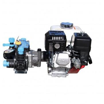 Bertolini 20VF Pump, Regulator And Honda Motor