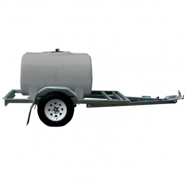 1200L On Road Rapid Diesel Tank And Trailer Only