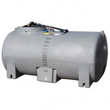 10000L Active Diesel Free Standing Tank