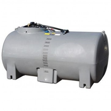 5000L Active Diesel Free Standing Tank