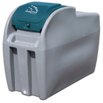 400L Slimline GENiUS Lockable Diesel Tank