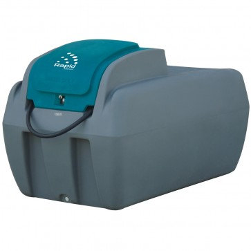 1000L GENiUS Lockable Diesel Tank