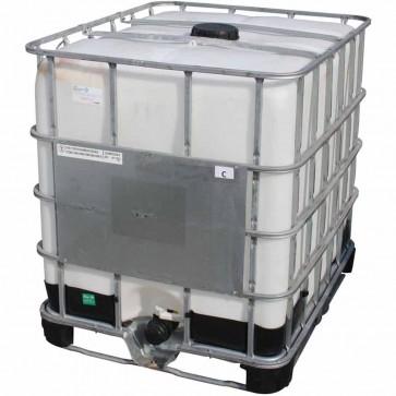 1000L Reconditioned Waste Liquid Tank IBC