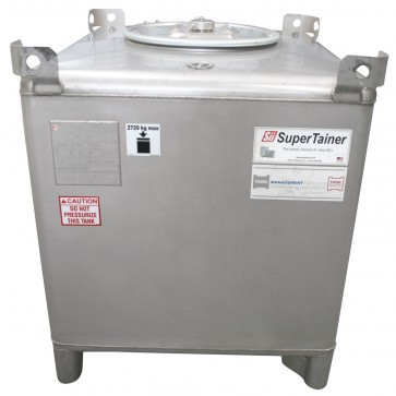 1325L Snyder Supertainer Stainless Steel IBC