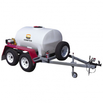 1500L Industrial Fire Fighting Trailer