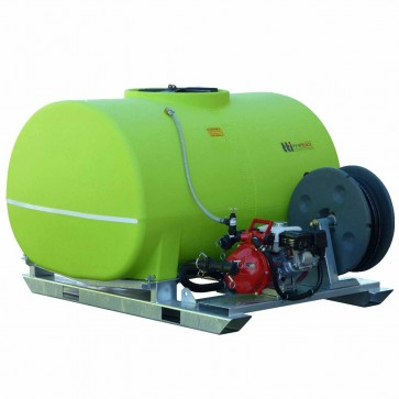 1500L FireAttack Fully Drainable Fire Fighting Unit