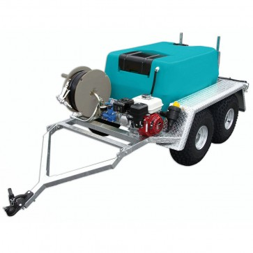 400L 12V Pump FarmMax ATV Trailer
