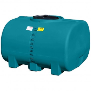 1000L Active Liquid Free Standing Cartage Tank
