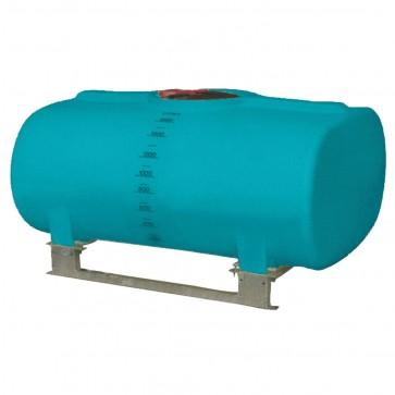 1500L Low Pin Mount Spray Tank, Frame Additional