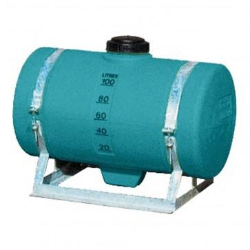 100L Strap Mount Spray Tank, Frame Additional
