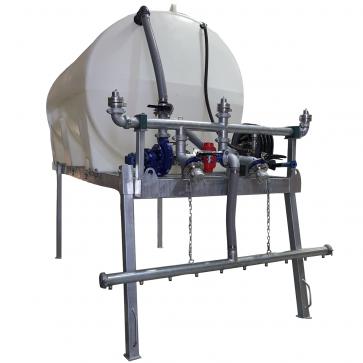 10000L Dust Suppression System