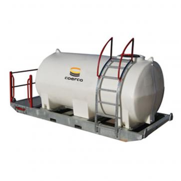 7000L Skidmount Liquid Cartage Unit
