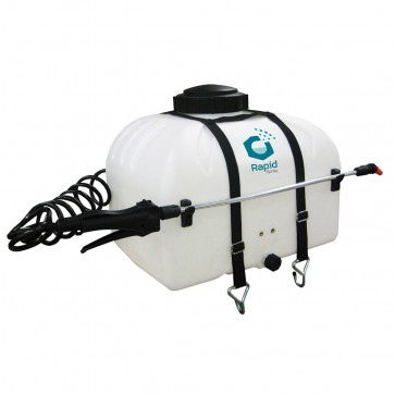 34L 12V Pump Silver Selection Spot Sprayer