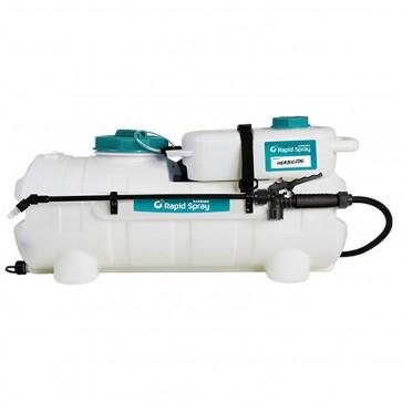57L RapidMix Clean Tank Sprayer FREE Extra 5L Chemical Tank