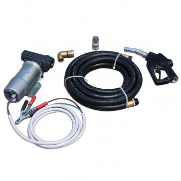 80lpm 24V SVELTO Diesel Transfer Pump Kit