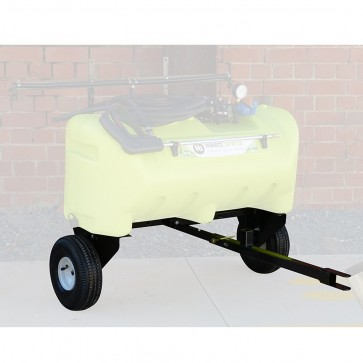 55 And 95L Silver Selection Zero Turn Trailer Kit