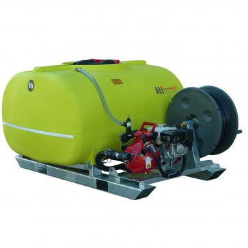 1000L FireAttack Fully Drainable Fire Fighting Unit