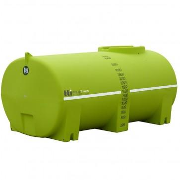 2000L AquaMove Free Standing Cartage Tank