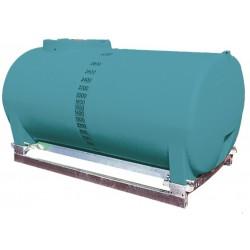 3000L Pin Mount Spray Tank - NO FRAME
