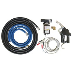 60lpm 12V FLUID Diesel Transfer Pump Kit