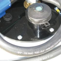 450mm Diesel Lid Complete