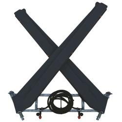 4M X Fold Poly Boom