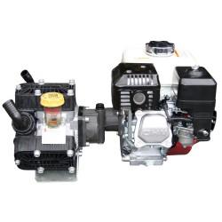 Bertolini poly 2073 Pump And Honda Motor