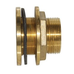 "2"" Brass Tank Outlet Fitting"