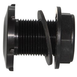 "3/4"" Poly Tank Outlet"