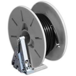 30M Hose And Base Mount Poly Reel
