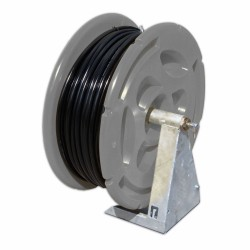 100M Hose And Base Mount Poly Reel