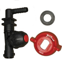 Elbow Dry Boom Nozzle Holder And Cap