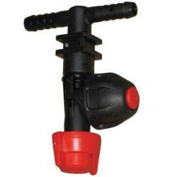 Tee Dry Boom Nozzle Holder And Cap