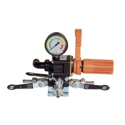 40 Bar Sting 3 Way Regulator