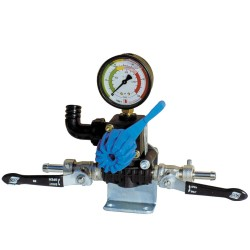 Karin 2 way regulator 40 bar