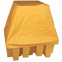 Single IBC Spill Containment Unit Cover