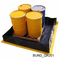Quickbund Portable Bunding