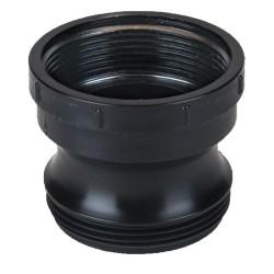 Camlock, 50mm, adaptor, NPT short