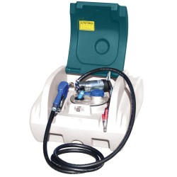 400L Slimline Rapid Blue DEF GENiUS Adblue Dispensing Unit