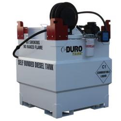 1000L Self Bunded Diesel Duro Cube