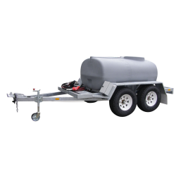 1500L On Road Rapid Diesel Tank And Trailer Only