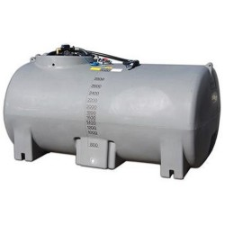 6000L Active Diesel Free Standing Tank