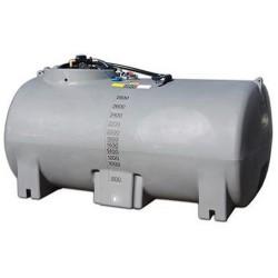 8000L Active Diesel Free Standing Tank